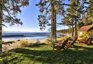 Tahoe Lake View Luxury Homes