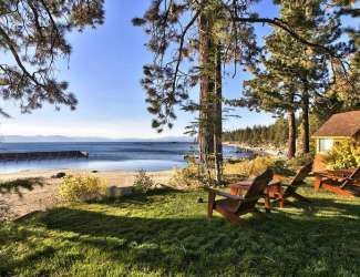 Tahoe Lake View Luxury Homes