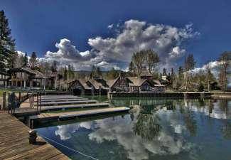 Tahoe Lakefront Luxury Homes