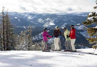 Tahoe Ski Resort Luxury Homes