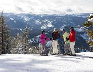 Tahoe Ski Resort Luxury Homes