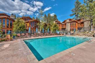 Tonopalo Private Residence #7F – Lake Tahoe Lakefront