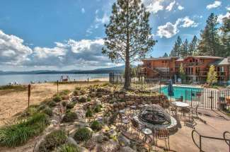 Tonopalo Private Residence #5F – Lake Tahoe Lakefront